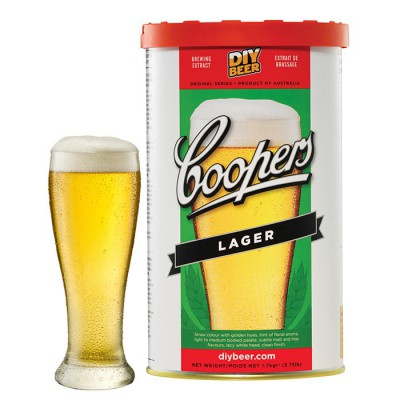 COOPERS Lager (Лагер) 1,7