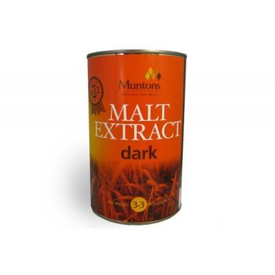 Неохмеленный солодовый экстракт Muntons Dark (1.5 кг.)