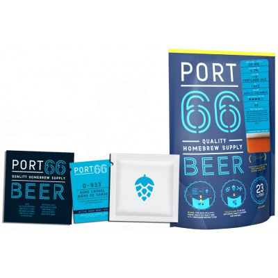 Port 66 IPA + 25 г хмеля 2,2 кг