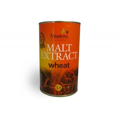 Неохмеленный солодовый экстракт Muntons Wheat (1.5 кг.)