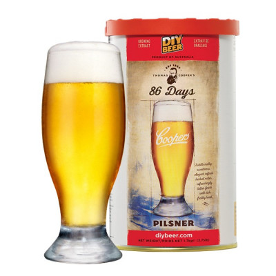 Thomas Coopers 86 Days Pilsner 1,7 кг