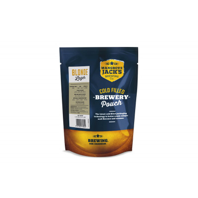 Mangrove Jack's Craft Traditional Series Blonde Lager Pouch (1,5 кг)