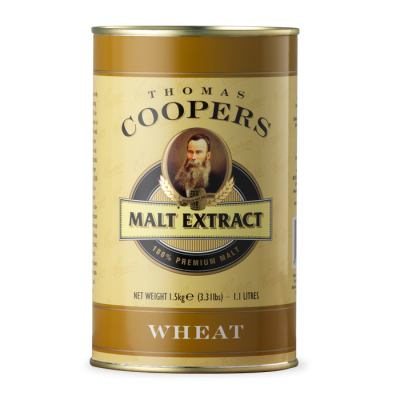 Coopers Wheat Malt Ext (неохмеленный) 1,5kg