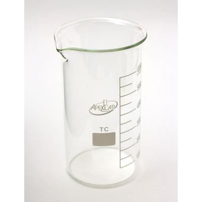 Мерный стакан 1000мл. Термостойкое стекло