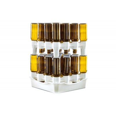 Сушилка для бутылок Easy Drainer 32/50 бутылок с поддоном