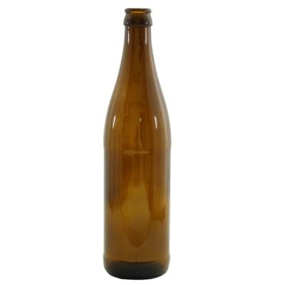 Бутылка пивная коричн 0,5 л. ОПТОМ