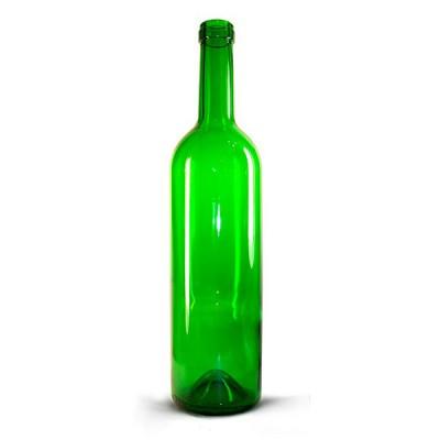 Бутылка винная 0,75 л. 1 шт., 20 шт. в коробке