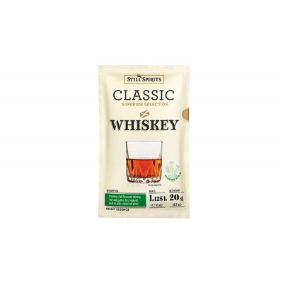 Эссенция Still Spirits Classic Whiskey Sachet  1.125L