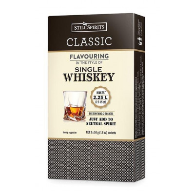 Эссенция Still Spirits Classic Single Malt Whiskey Sachet (2x 1.125L)