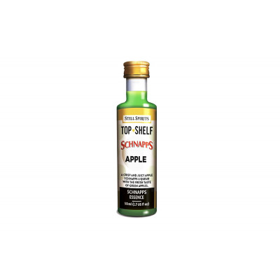 Still Spirits Top Shelf Apple Schnapps