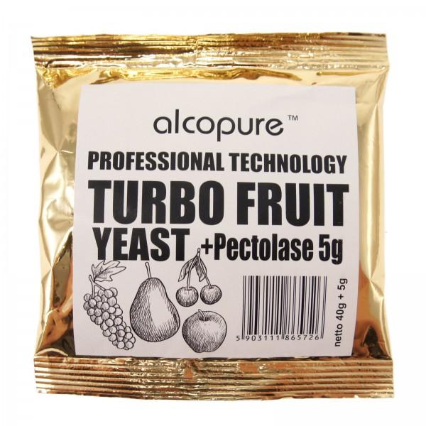 Alcopure turbo fruit professional инструкция