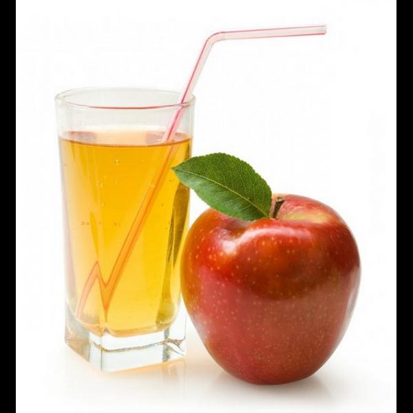Как сделать яблочней сок