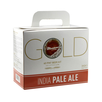 Muntons GOLD - IPA India Pale Ale (3 кг)