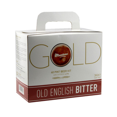 Muntons GOLD - Old English Bitter (3 кг)