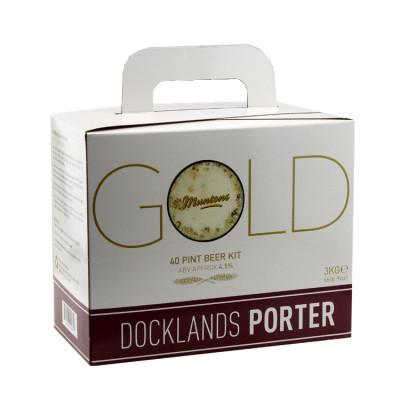 Muntons GOLD - Docklands Porter (3 кг)