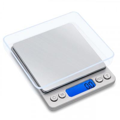 Весы электронные WP-267 2000 г/0,1 кухонные