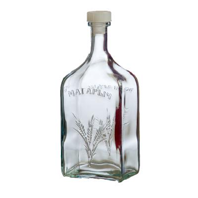 Бутылка стеклянная Магарычек 1200 мл.