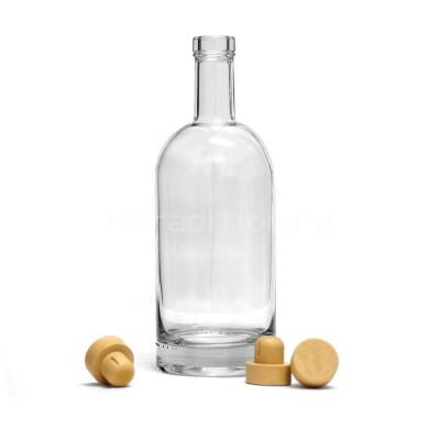 Бутылка Виски Премиум, 1 л. 1 шт / 8 шт