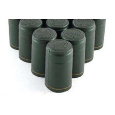 Набор термоколпачков - 10 шт. Зеленые