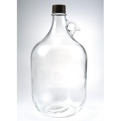 Бутылка стеклянная Сулия 5000 мл.