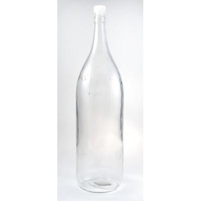 Бутылка стеклянная Четверть 3075 мл.