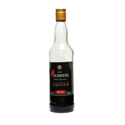 Alcotec Black Sambuca Liqueur 0,75л