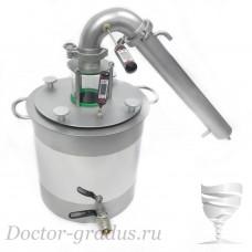 Самогонный аппарат доктор градус купить в новосибирске баки на самогонный аппарат