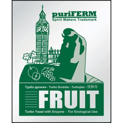 Спиртовые дрожжи Puriferm Fruit Turbo