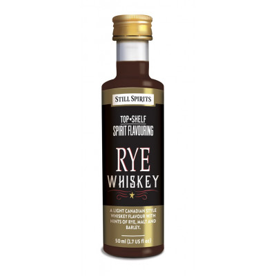 Эссенция Still Spirits Top Shelf Rye Whiskey, 50 мл