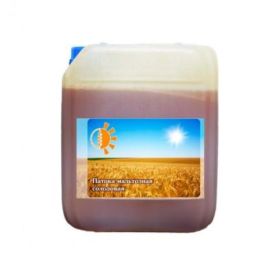 Патока мальтозная солодовая (4,2кг)