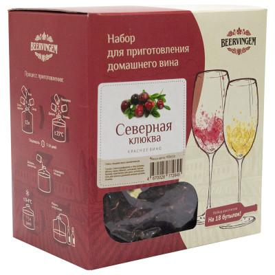 """Набор для приготовления домашнего вина Beervingem """"Северная клюква"""""""